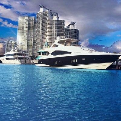 Perseverance II Yacht