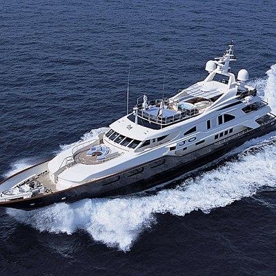Jo Yacht Aerial
