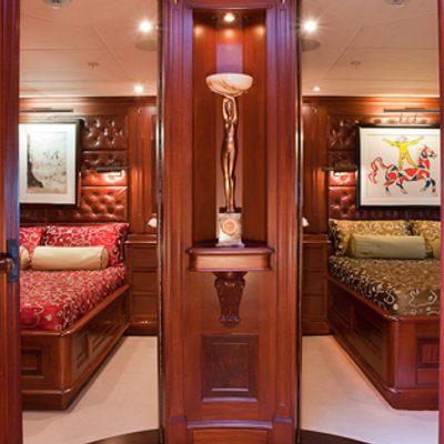 Tiara Yacht Converted VIP