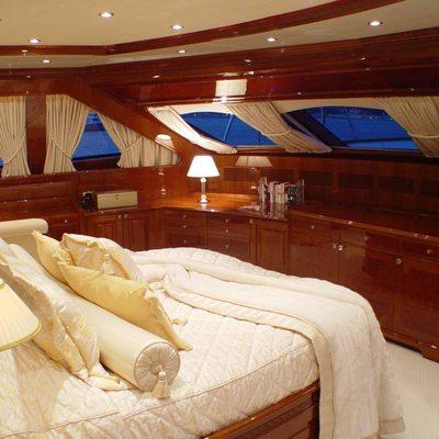 Aura Yacht Master Stateroom