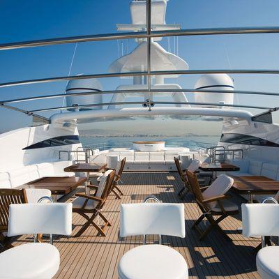 O'Ceanos Yacht Deck