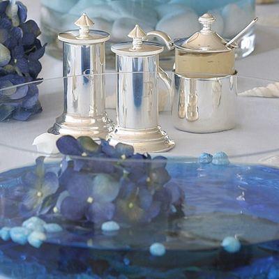 Elegant 007 Yacht Detail - Table Decoration