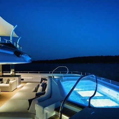 ODYSSEY Yacht Charter Price - CRN Luxury Yacht Charter