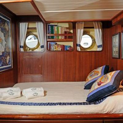 Ofelia Yacht Double Stateroom - Istanbul