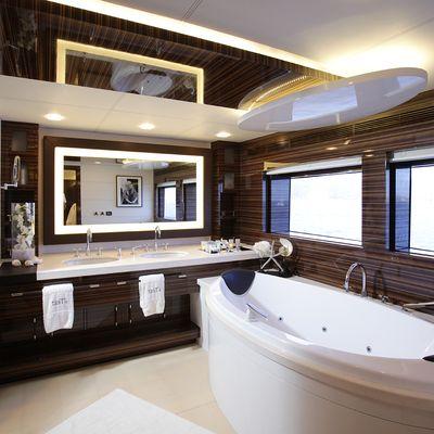 Gems II Yacht Master Bath
