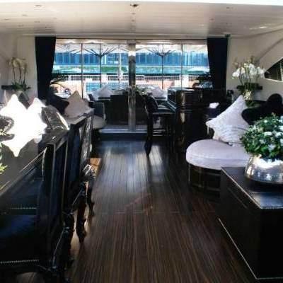 Celcascor Yacht Salon & Dining