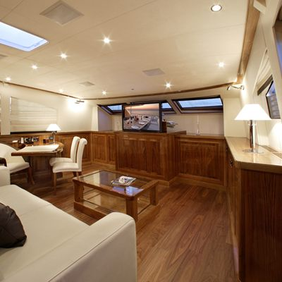 Dragon Yacht Study