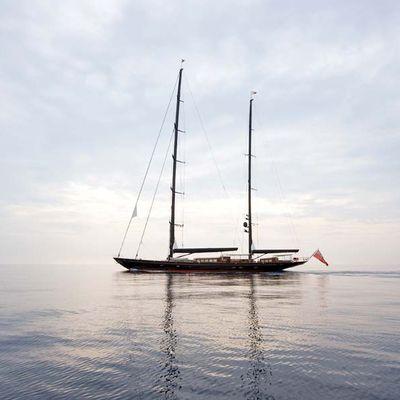 Marie Yacht Profile - Sunset