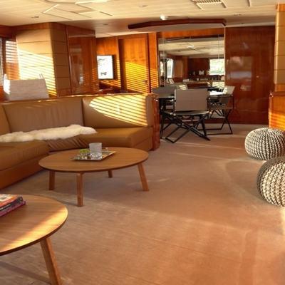 Moonraker II Yacht