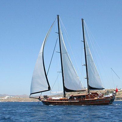 Princess Karia IV Yacht
