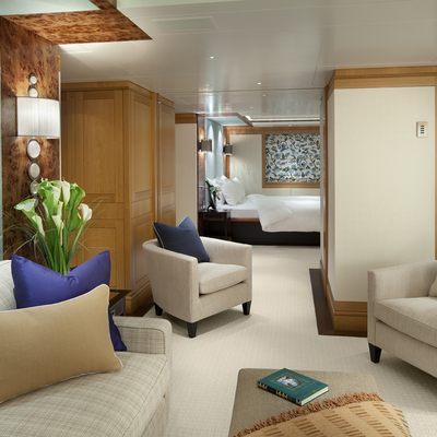 Lady Britt Yacht VIP Stateroom