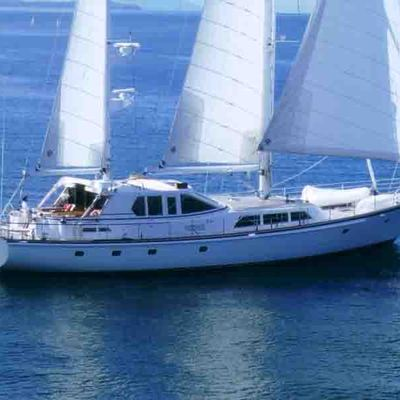 Pacific Eagle Yacht
