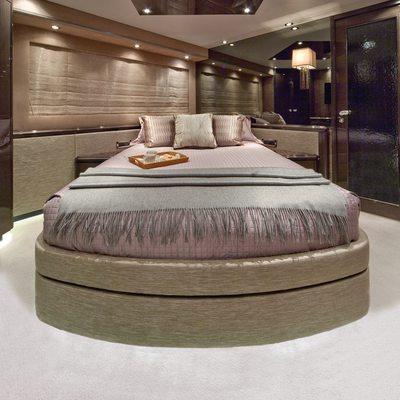 Strega Yacht Stateroom