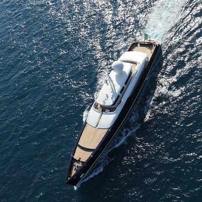 Galileo G Yacht Aerial