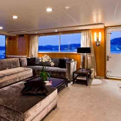 Callista Yacht Upper Lounge