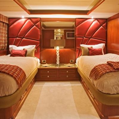 Sea Dream Yacht Twin Stateroom