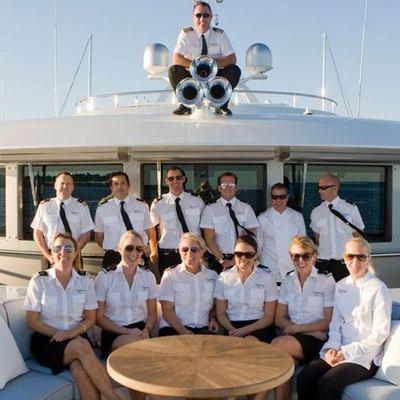 Latitude Yacht Crew