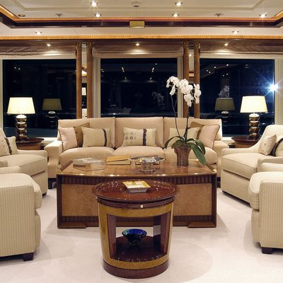 Sea Walk Yacht Main Salon - Overview
