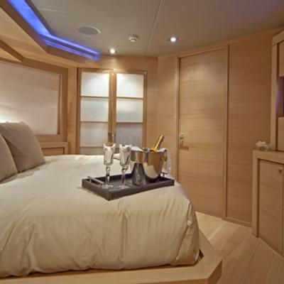 Escape II Yacht 2nd Queen VIP Stateroom