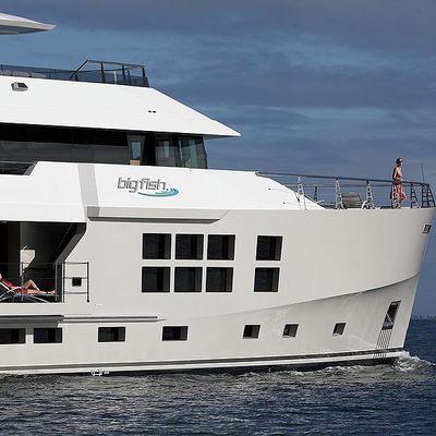Big Fish Yacht Port Open