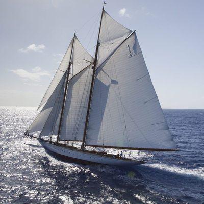 Elena Yacht Rear View