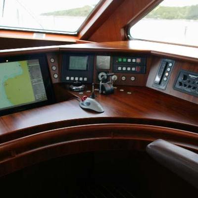Infatuation Yacht Instruments