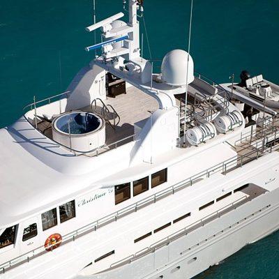 Christina G Yacht