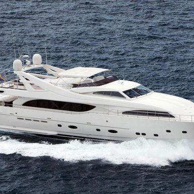 Lady Maria Yacht