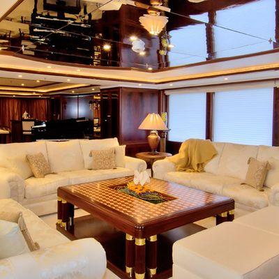 Bellami.Com Yacht Main Salon - Overview