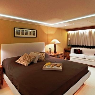 Obsesion Yacht VIP Stateroom - Seating