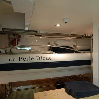 Perle Bleue Yacht