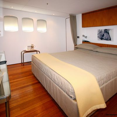 Dionea Yacht Master Stateroom - Neutral