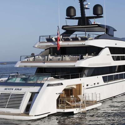 Seven Sins Yacht