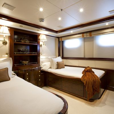 Bellami.Com Yacht Twin Stateroom - View