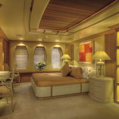 Marla Yacht Master Stateroom