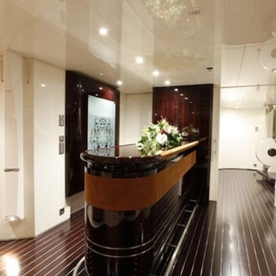 Vera Yacht Upper Deck Bar
