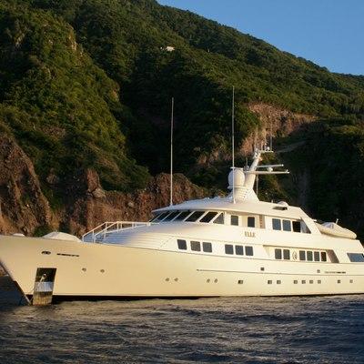 Sea Falcon II Yacht Profile