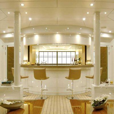 Siren Yacht Deck Seating