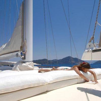 Goleta I Yacht Sunpads - Lifestyle