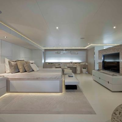 Light Holic Yacht Master Stateroom