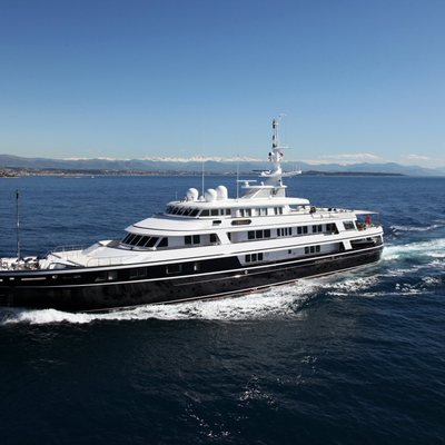 Virginian Yacht External Side View