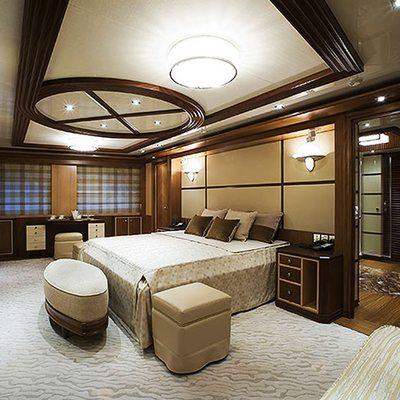 Princess Iolanthe Yacht Master Stateroom