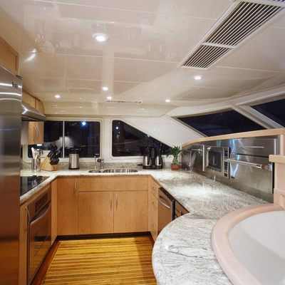 Seacall Yacht Galley