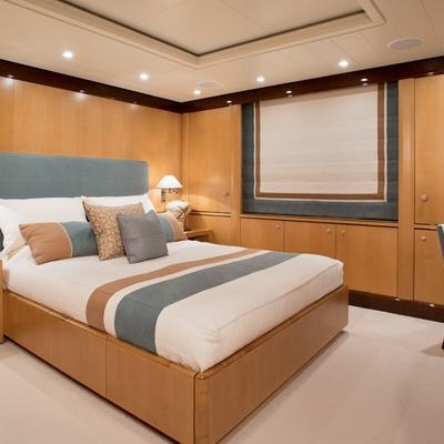 April Yacht Guest Cabin Double (Right Front)