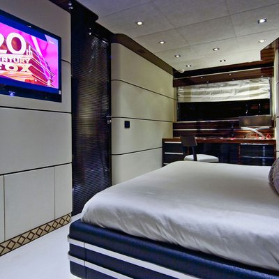 Seven S Yacht Guest Stateroom