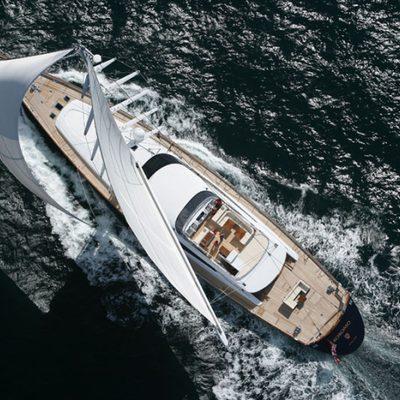 Prana Yacht Running Shot