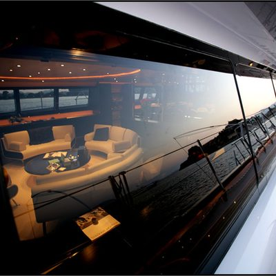 Parsifal III Yacht View Inside