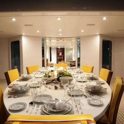 Vera Upper Deck Dining