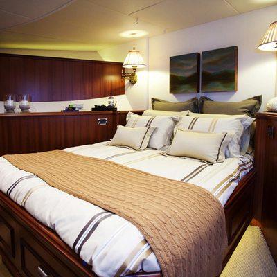 Liquidity Yacht Master Stateroom