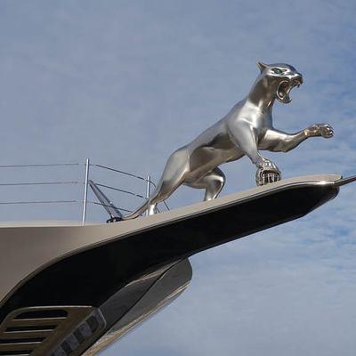 Kismet Yacht Jaguars Mascot